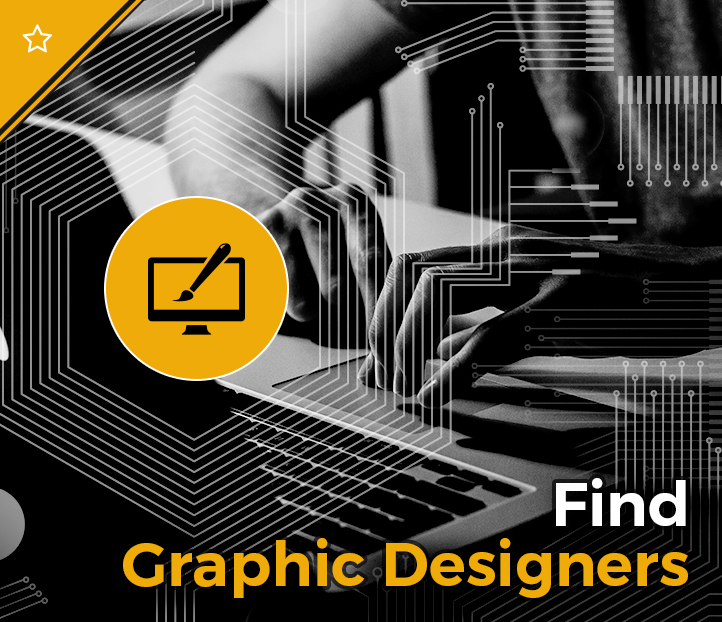 Click to search for graphic designers