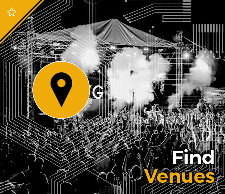 Click to search for venues