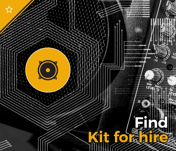 Click to search for kit hire