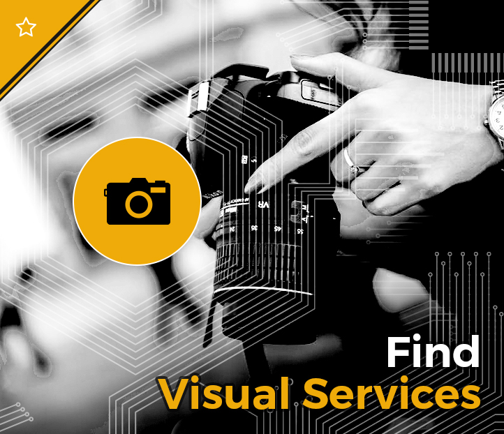 Click to search for visual services
